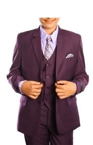 Boys Color Suits
