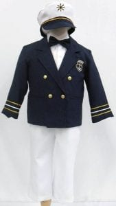 Boys Sailor Nautical Suits