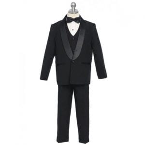 Boys Shawl Lapel Tuxedos