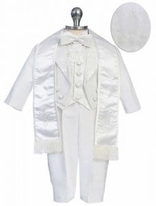 Baptism Christening Outfit