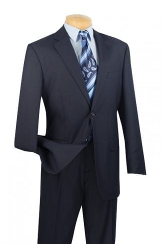 Men's Blazer 2 Button Single Breasted Side Vents Coat Only