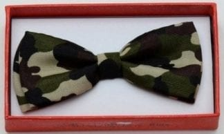 Velvet Bow tie with Matching Pocket Square All Colors