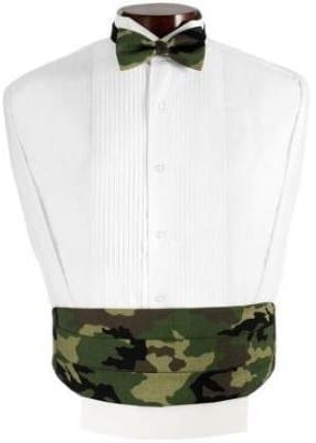 Cummerbund Mens or Boys with Bow Tie Option All Colors for Tuxedos – Weddings Proms