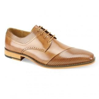 Dress Shoes Matte Chocolate Brown Slighty Square Toe