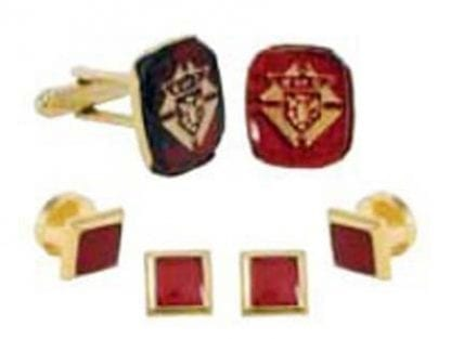 Knights Of Columbus Cuff Links Studs