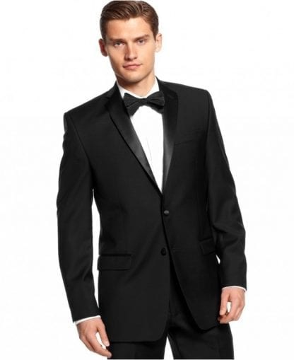 Mens Calvin Klein Slim Fit Tuxedo Separates Any size Coat and Pants