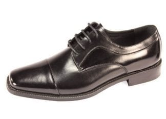 Mens Dress Shoe with Buckle by Giorgio Venturi