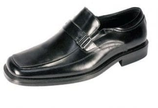 Mens Black Oxford Dress Shoes by Antonio Cerrelli