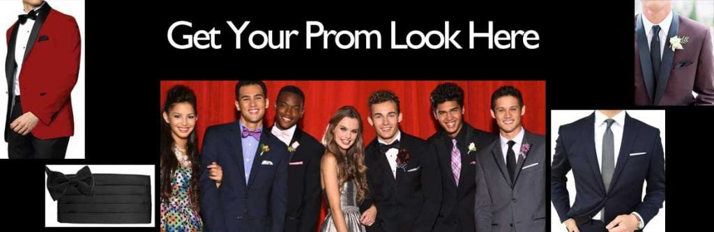 Prom Tuxedos in Los Angeles