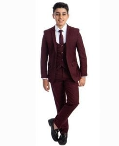 Boy's Suits and Tuxedos For Kids
