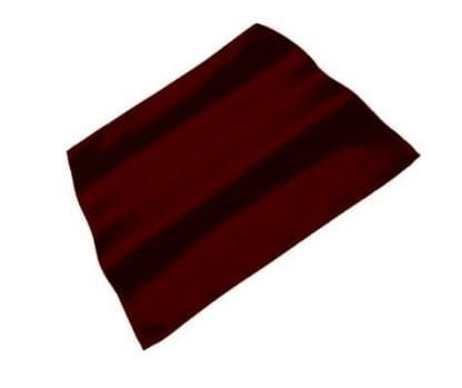Burgundy Pocket Square Eternity