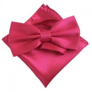 Satin Bow Tie All Colors Pre-tied