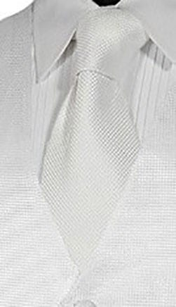 Mens Pearl Pink – Light Blush Suspenders Bowtie and Pocket Square
