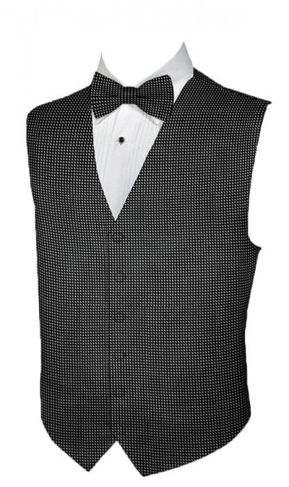 Tuxedo Vest TRYLUX CHARCOAL Vests Only
