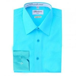 Men's Dress Shirts Many Colors French Coverable Cuff